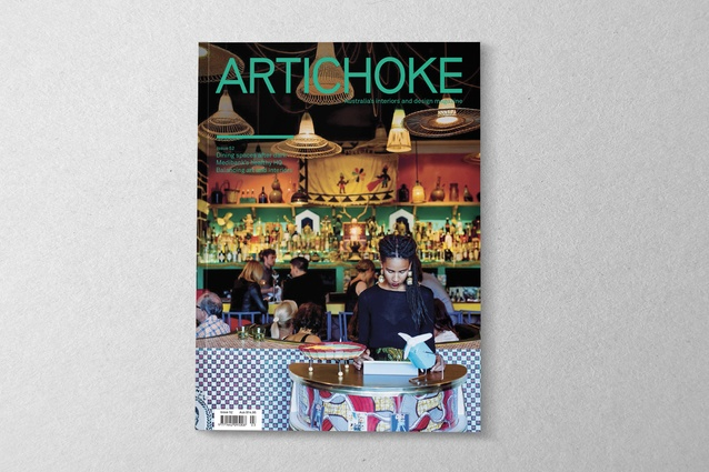 Artichoke issue 52.