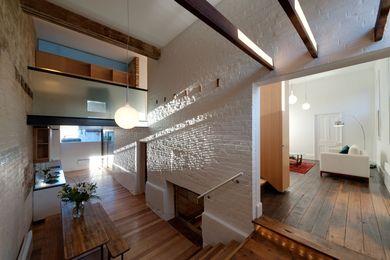 42 Goulburn Street, Hobart by Circa Morris-Nunn.