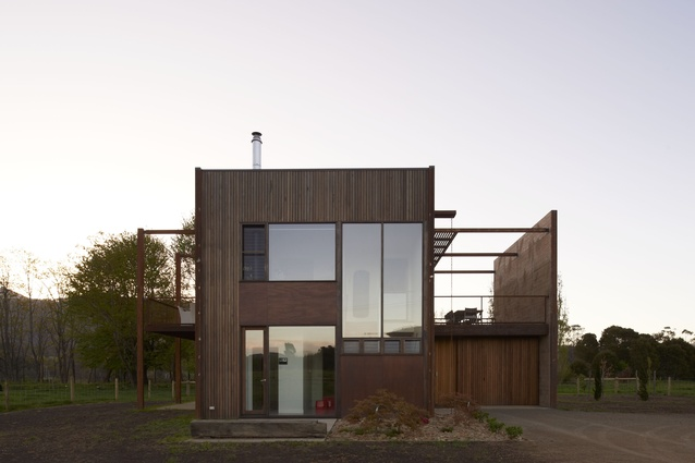 """This house has a """"silence and quietness to the exterior."""""""