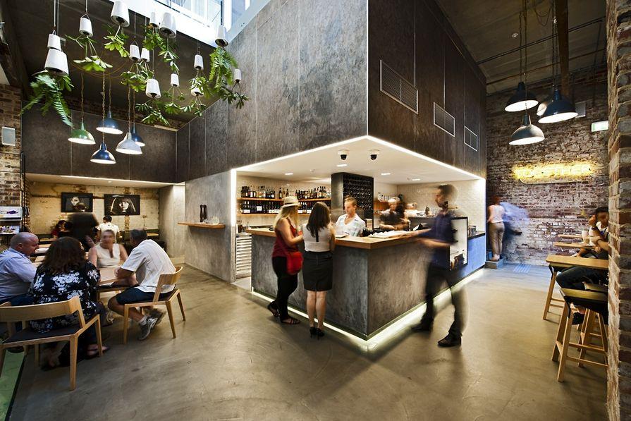 16 Queen Street, Perth, by Geyer and Matthews Architecture.