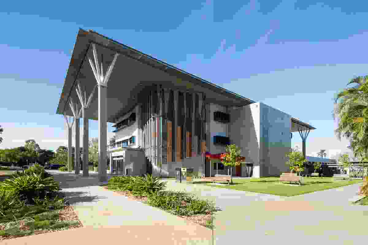 Bullocky Point Education Precinct by MODE.