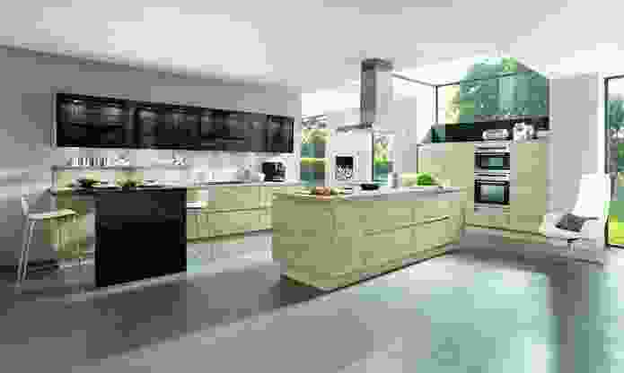 Riva kitchen from Nobilia.
