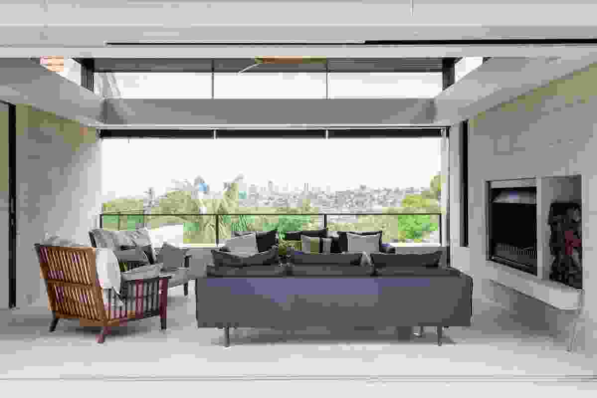 Mosman House by Tanner Kibble Denton Architects.