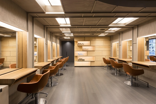 Roji Salon by Craig Tan Architects.