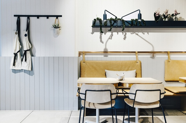 The Crux & Co by Architects EAT.