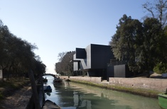 New Australian Denton Corker Marshall pavilion for the Venice Biennale has been revealed