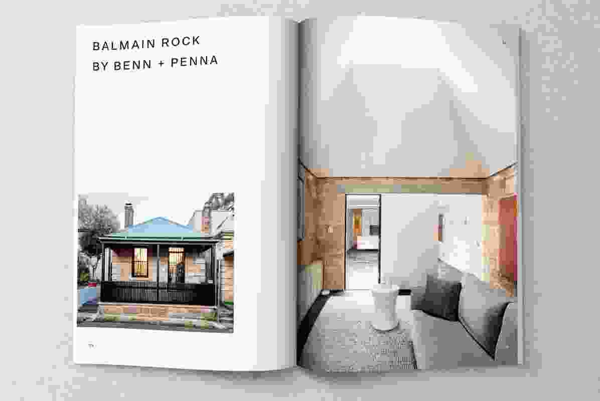 Balmain Rock by Benn and Penna.
