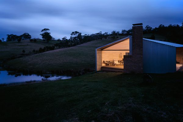 Shearers Quarters designed by John Wardle Architects, 2011, photographed by Erieta Attali.