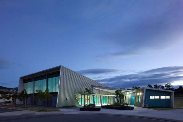 Park Lake State School by Suters Architects.