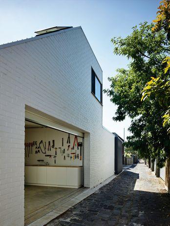 Urban multi-tasker: Backyard Studio | ArchitectureAU