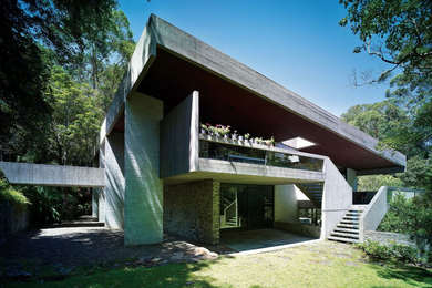 Killara House by Harry and Penelope Seidler.