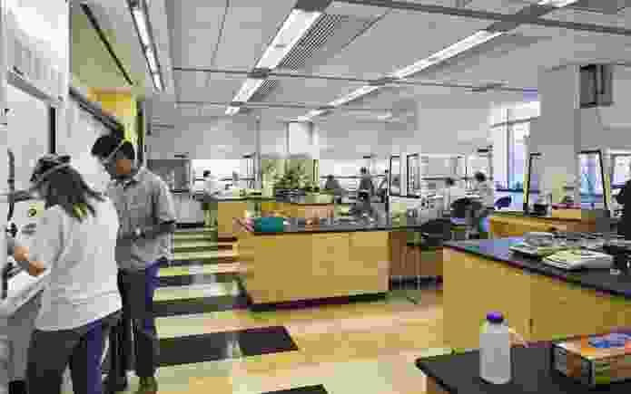 Collaborative active learning in Organic Chemistry Laboratory: Dickinson College, Carlisle, Pennsylvania.