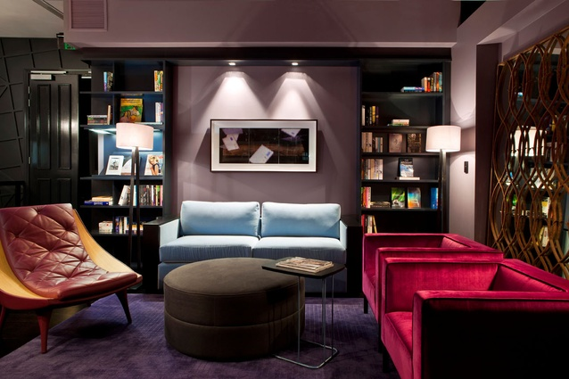 Balfour Hotel by Coop Creative.