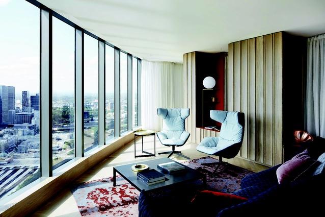 Freshwater Apartments by John Wardle Architects.