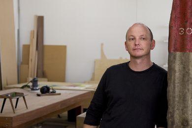 Designer Jon Goulder.