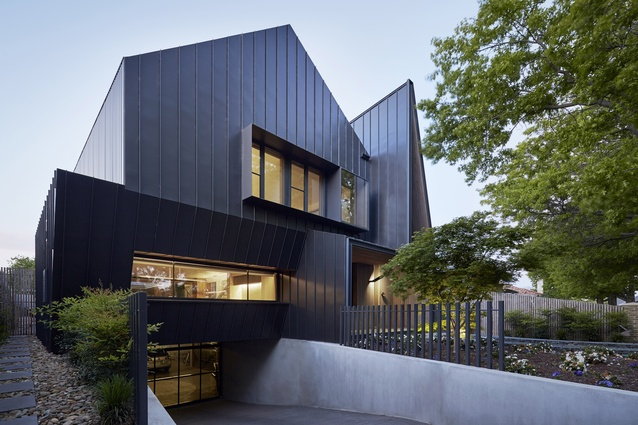 Lake Wendouree House by Inarc Architects.
