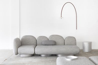 Assemble sofa from Valerie Objects