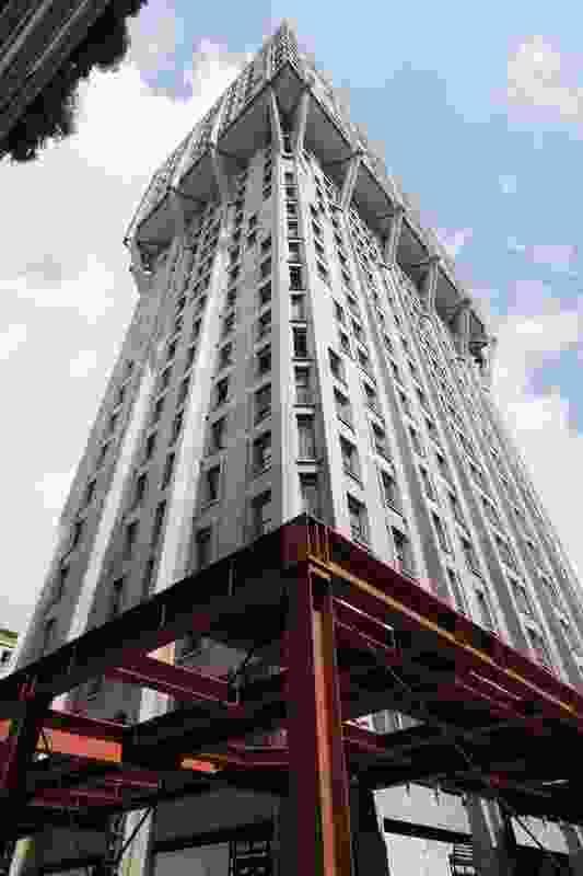 Torre Velasco by the BBPR partnership.