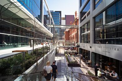 Brookfield Place (WA) by Hassell, Fitzpatrick + Partners & Brookfield.