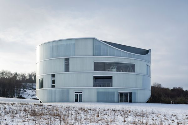 House of Natural Science by Nord Architects.