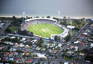 Blundstone Arena as it stands today.