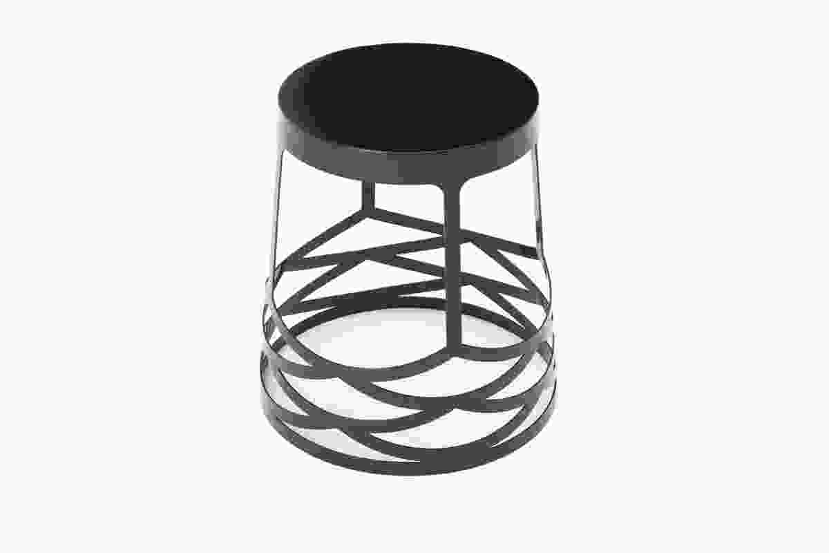 La Scala stool by Kain Lucas.