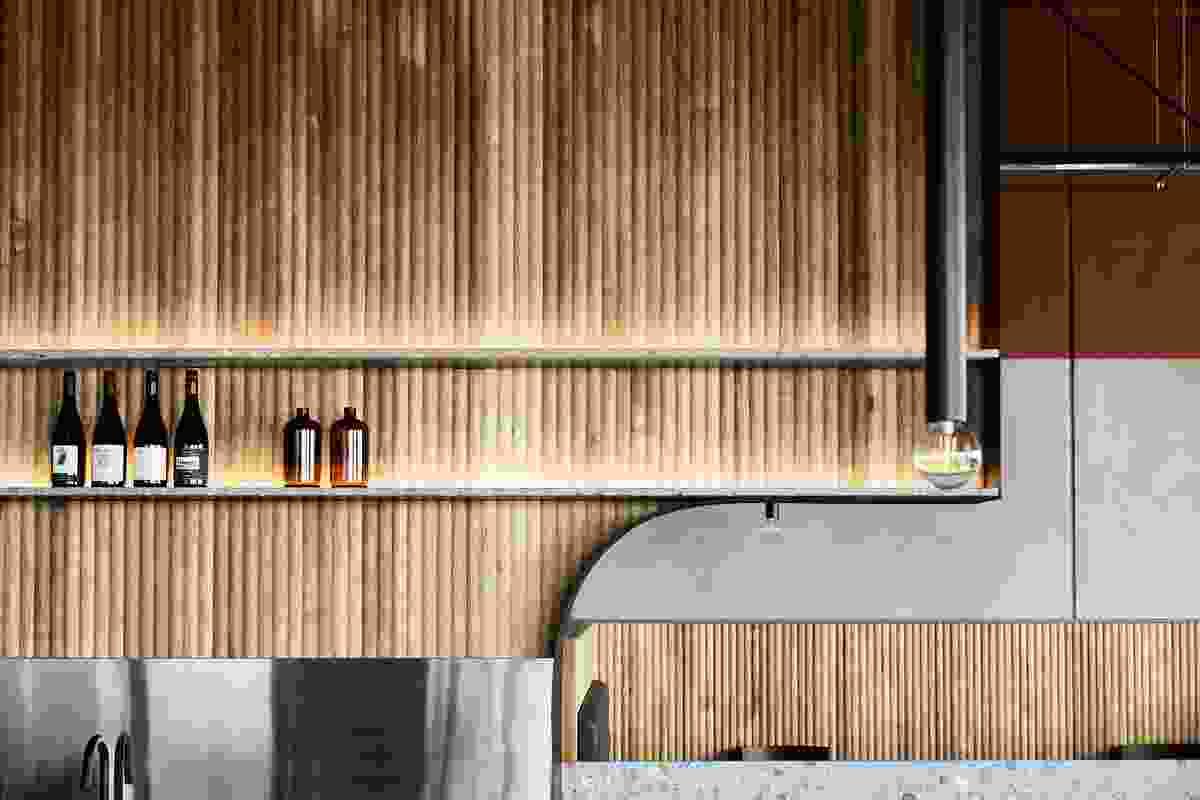 Mr Robertson by Maria Danos Architecture.