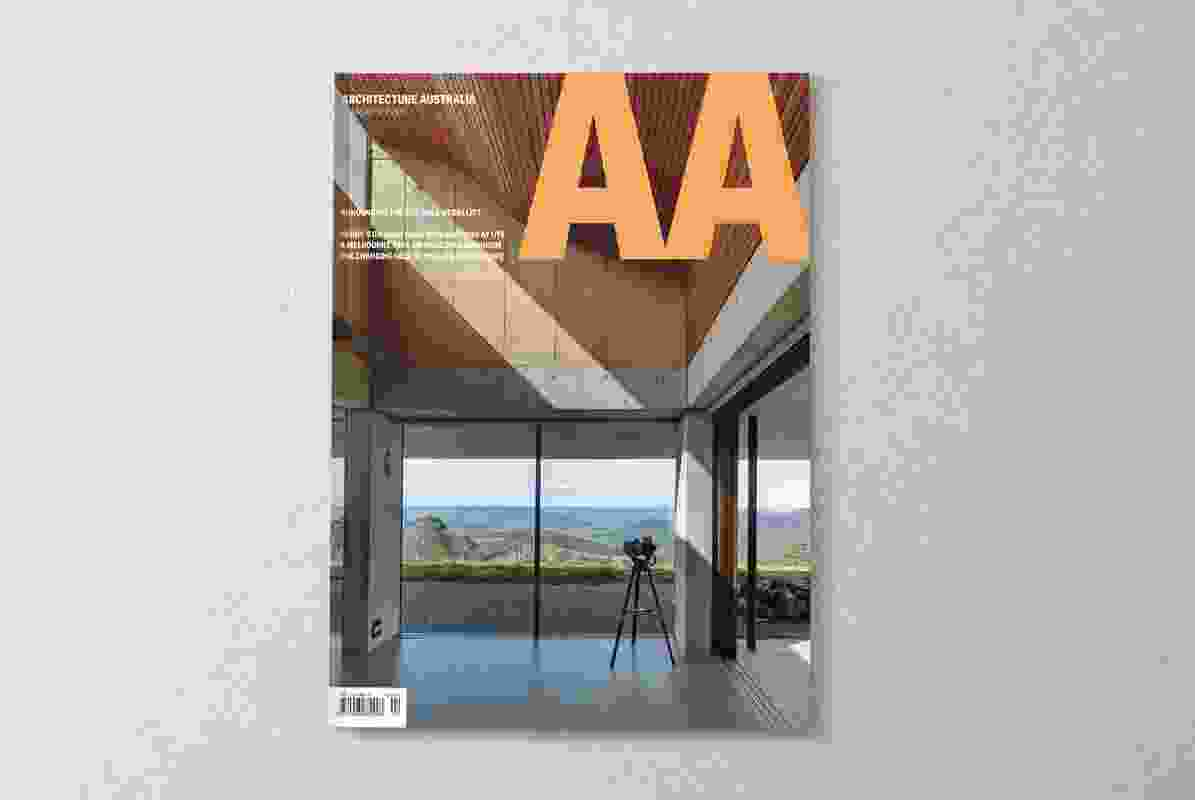Architecture Australia March/April 2015.