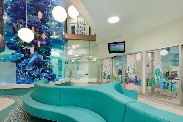 The Royal Children's Hospital – Billard Leece Partnership and Bates Smart