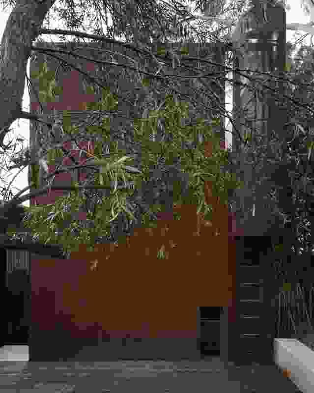 Kew Studio (Vic) by Sean Godsell Architects.