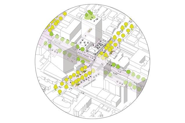 Future Parade - K2K Kensington to Kingsford Town Centres by JBA, Stewart Hollenstein, Arcadia, Jess Scully, Transport Planning Partnership.
