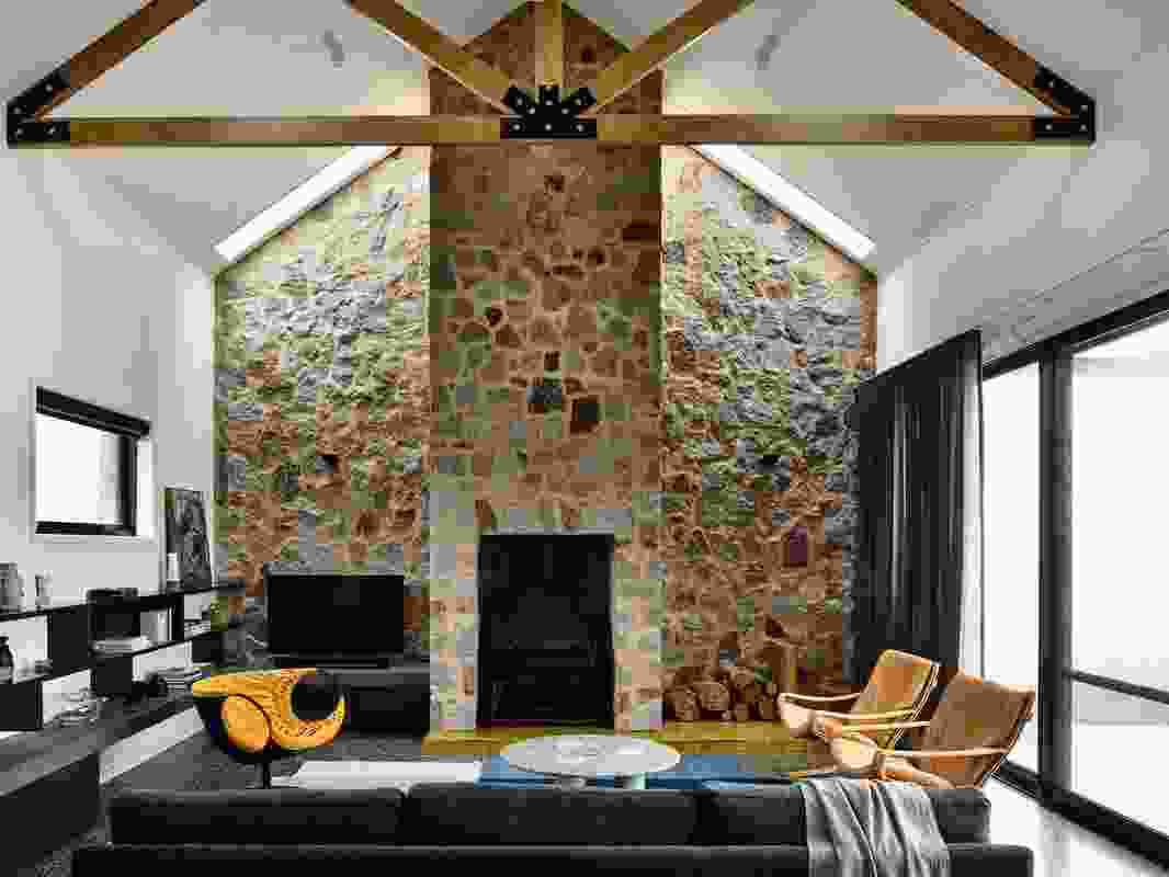 Beechworth Residence by Doherty Design Studio.