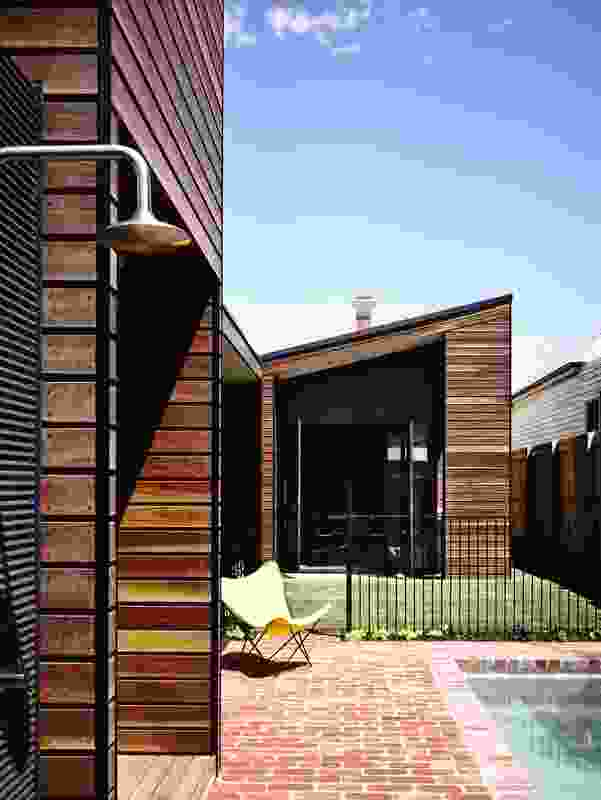 Northcote Project by Wolveridge Architects.