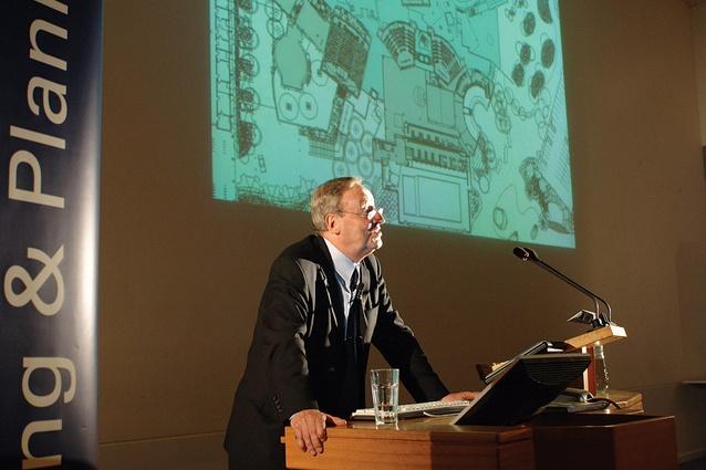 William John Mitchell, 1944—2010