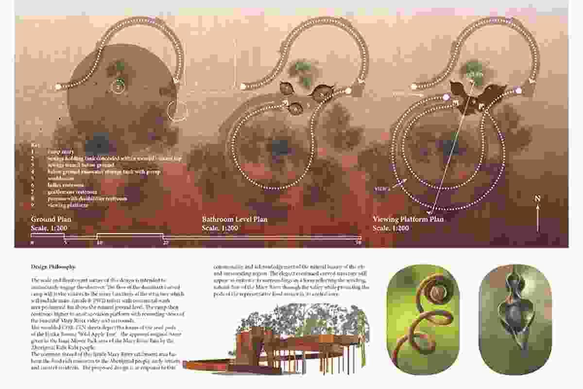 Hinka Booma Viewpoint by Belinda Scott and Dean Scott.