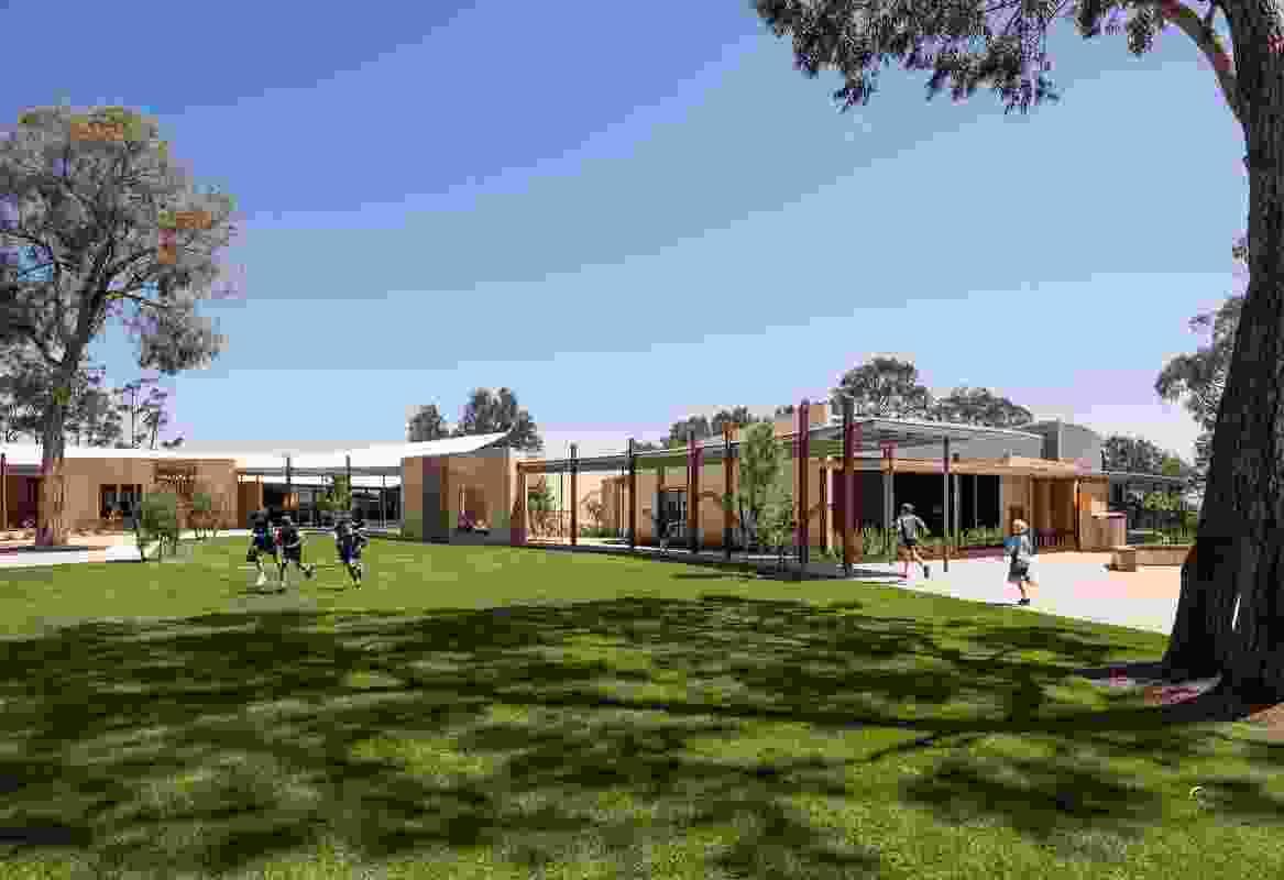 Hale Junior School by SITE Architecture Studio.
