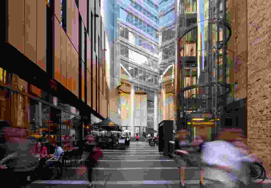 Liberty Place (NSW) by Francis-Jones Morehen Thorp.