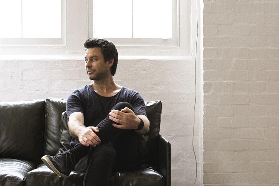Furniture designer Cameron Foggo.