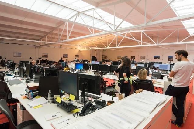 The studio of AL_A.
