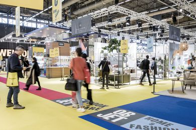 Hundreds of exhibitors will gather in Paris from 6 to 10 September for Maison&Objet Paris.