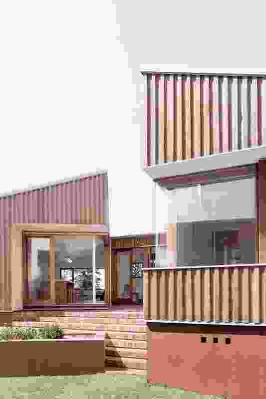 Three Piece House by Trias.