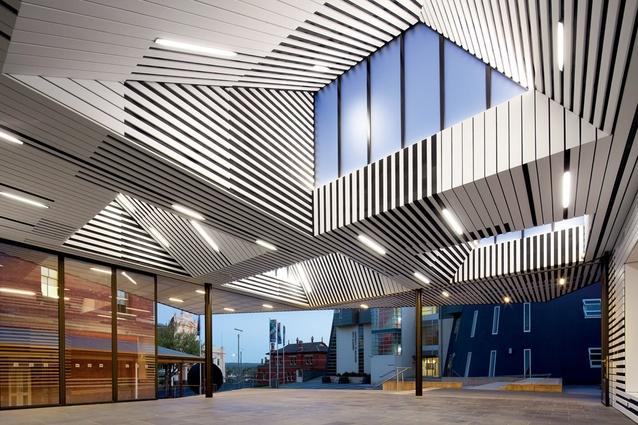Annexe – Art Gallery of Ballarat by Searle x Waldron.