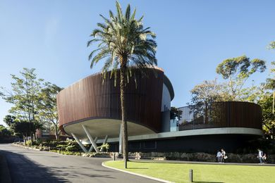 Centenary Theatre, Taronga Zoo by TKD Architects.