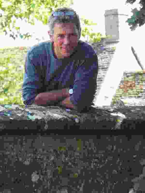 Landscape architect Andrew Laidlaw.