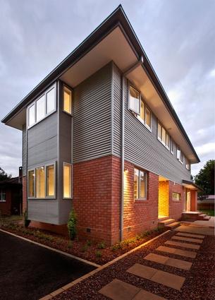 O'Connor Additions by Allan Spira Architect.