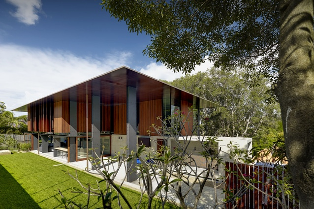 Land House by Peter Stutchbury Architecture.