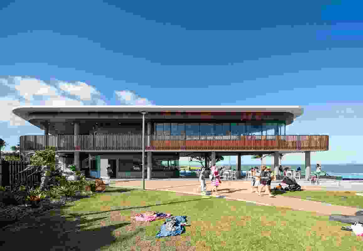 Yeppoon Foreshore and Town Centre Revitalisation Project - Lagoon Precinct by Liquid Blu.
