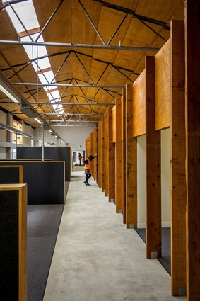 Stornoway by 1+2 Architecture.