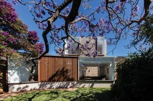 Essential extravagance: Jac House