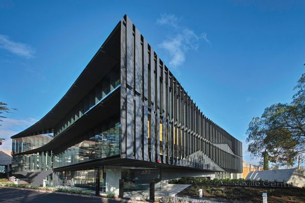 The Mandeville Centre, Loreto Toorak by Architectus.